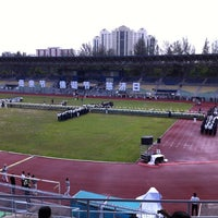 Photo taken at Stadium KLFA Cheras by Colin L. on 5/12/2012