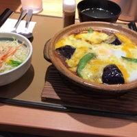 Photo taken at やよい軒 早稲田店 by fudeji t. on 6/3/2017