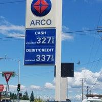 Photo taken at ARCO by Mara L. on 6/16/2018