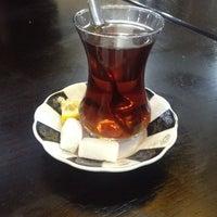 Photo taken at Sofra Restorant by Kim M. on 1/5/2014
