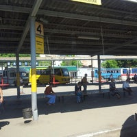 Photo taken at Автовокзал «Вінниця» / Vinnytsia Bus Station by Карина П. on 6/16/2013