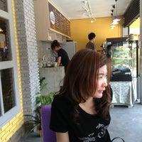 Photo taken at บ้านหอมกาแฟ by Teddy B. on 4/17/2013