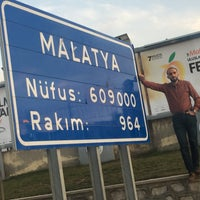 Photo taken at Malatya - Elazığ Yolu by A〰D〰A on 11/2/2017