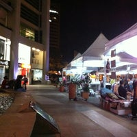 Photo taken at San Fernando Plaza by Andres F. on 5/11/2013
