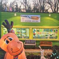 Photo taken at Genie's Weenies by Brian S. on 11/5/2014