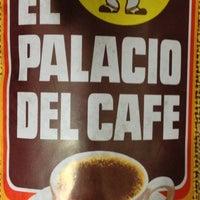 Photo taken at Palacio del Café by Alexis R. on 6/10/2013