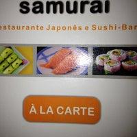 Photo taken at Samurai by Paula G. on 12/9/2012