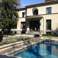 Photo taken at Villa Necchi Campiglio by Franci on 3/22/2013