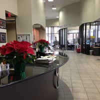 Photo taken at San Marcos Toyota by Dan H. on 12/29/2012