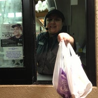 Photo taken at Taco Bell by Dan H. on 1/30/2013