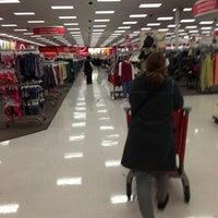 Photo taken at Target by Dan H. on 1/4/2013