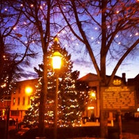 Photo taken at Downtown Chambersburg by Juniper E. on 11/24/2014