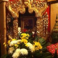 Photo taken at Lanna Thai by Juniper E. on 1/8/2014