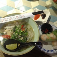Photo taken at Soup Broth Asia by Tanya T. on 12/6/2013