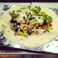 Photo taken at Burrito Libre by The Friendly F. on 9/24/2012