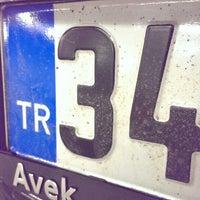 1/23/2014 tarihinde Kemal E.ziyaretçi tarafından SEAT - Avek Otomotiv'de çekilen fotoğraf