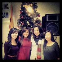 Photo taken at Vietnamese Community Center by Alina Lee S. on 12/16/2012