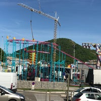 Photo taken at Parc des expositions Micropolis by Miia A. on 5/15/2017