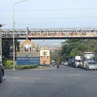 Photo taken at ปูนซิเมนต์ไทย ท่าหลวง by Tool C. on 4/21/2014