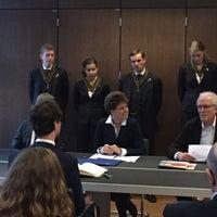 Photo taken at Academiegebouw by Alderik on 12/12/2017