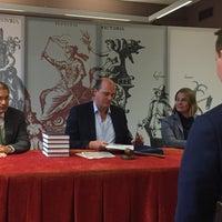 Photo taken at Academiegebouw by Alderik on 11/24/2017
