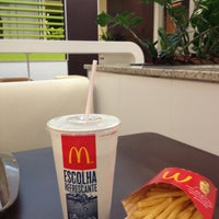 Photo taken at McDonald's by Sidnei C. on 3/7/2013