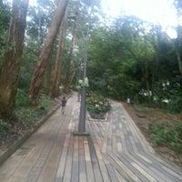 Photo taken at Parque Ambiental Bosques de La Frontera by Andrés R. on 12/6/2012