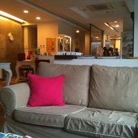 Photo taken at Hotellino Hotel Istanbul by FBI on 10/23/2013