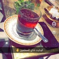 Foto diambil di Naguib Mahfouz Cafe oleh Fahd ♫. pada 8/14/2018