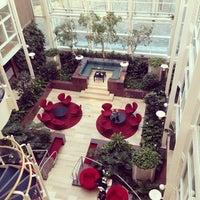 Photo taken at Radisson Blu Royal Garden Hotel by paolo v. on 10/19/2013