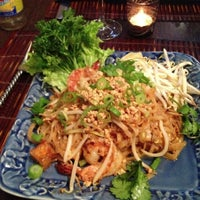 Photo taken at Fanny Thai by Patrick S. on 11/24/2012