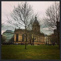 Photo taken at Birmingham Cathedral and Churchyard by Lady T. on 3/20/2013
