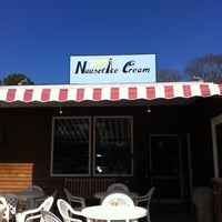 Photo taken at Nauset Ice Cream by Nancy C. on 5/2/2014