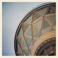 Photo taken at Milad Tower by Kimiya M. on 11/24/2012