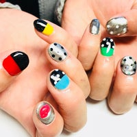 Photo taken at Mii nail by maritpunkt on 3/9/2018