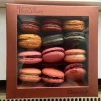Photo taken at Chocolat by Arina S. on 9/5/2013