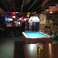 Photo taken at A J's Bar by Ali S. on 12/27/2012