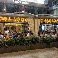 Foto tomada en Cafe Cadde por ayse o. el 7/19/2013