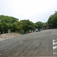 Photo taken at 熊本城三ノ丸第一駐車場 by てらたび(TERATABI)←取り扱い注意❗飲み過ぎ😵🍺🌀危険💓〰️💣💥 ま. on 9/24/2017