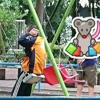 Photo taken at 金竜公園 by TERATABI ぼ. on 6/25/2017
