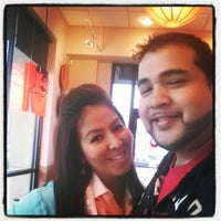 Photo taken at Panda Express by Ale C. on 12/31/2012