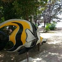 Photo taken at Manukan Island by Azrimi P. on 2/22/2013