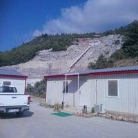 Photo taken at Enkaya İnşaat Dim Barajı Sulaması by Fikret A. on 7/4/2017