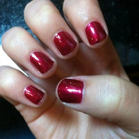 Photo taken at Great Nails and Spa by Denry on 12/12/2012