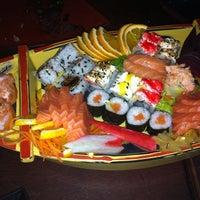 Foto tirada no(a) DJOY Japanese Food por Gabriela Bortolozo L. em 12/8/2012