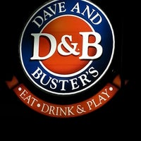 Photo taken at Dave & Buster's by Jenny E. on 12/3/2012