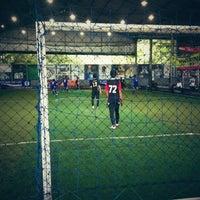 Photo taken at Champions Futsal Ma Chung by Ferry F. on 1/30/2013