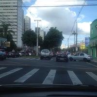 Photo taken at Avenida Silva Jardim by Fernando J. on 2/6/2015