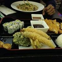 Photo taken at Iron Sushi by angel c. on 5/22/2013