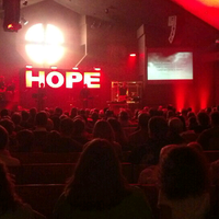 Photo taken at Calvary Church by Robyn W. on 3/29/2013